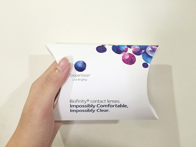 CooperVision Biofinity Contact Lenses Singapore