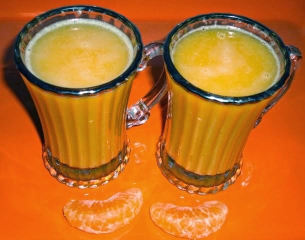 Orange  or santra juice ready to serve