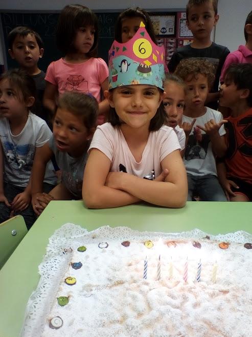 Na Júlia ja té 6 anys!!