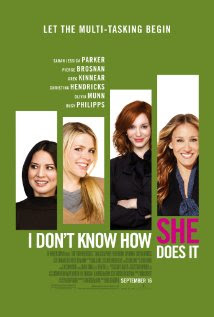 Watch I Don't Know How She Does It 2011 Megavideo Movie Online