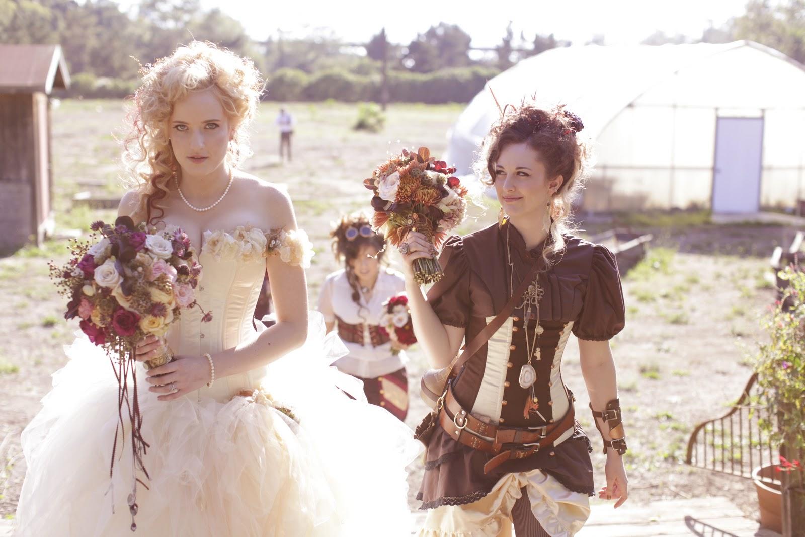 Victorian Steampunk Wedding   Miss Tak\'s Portfolio