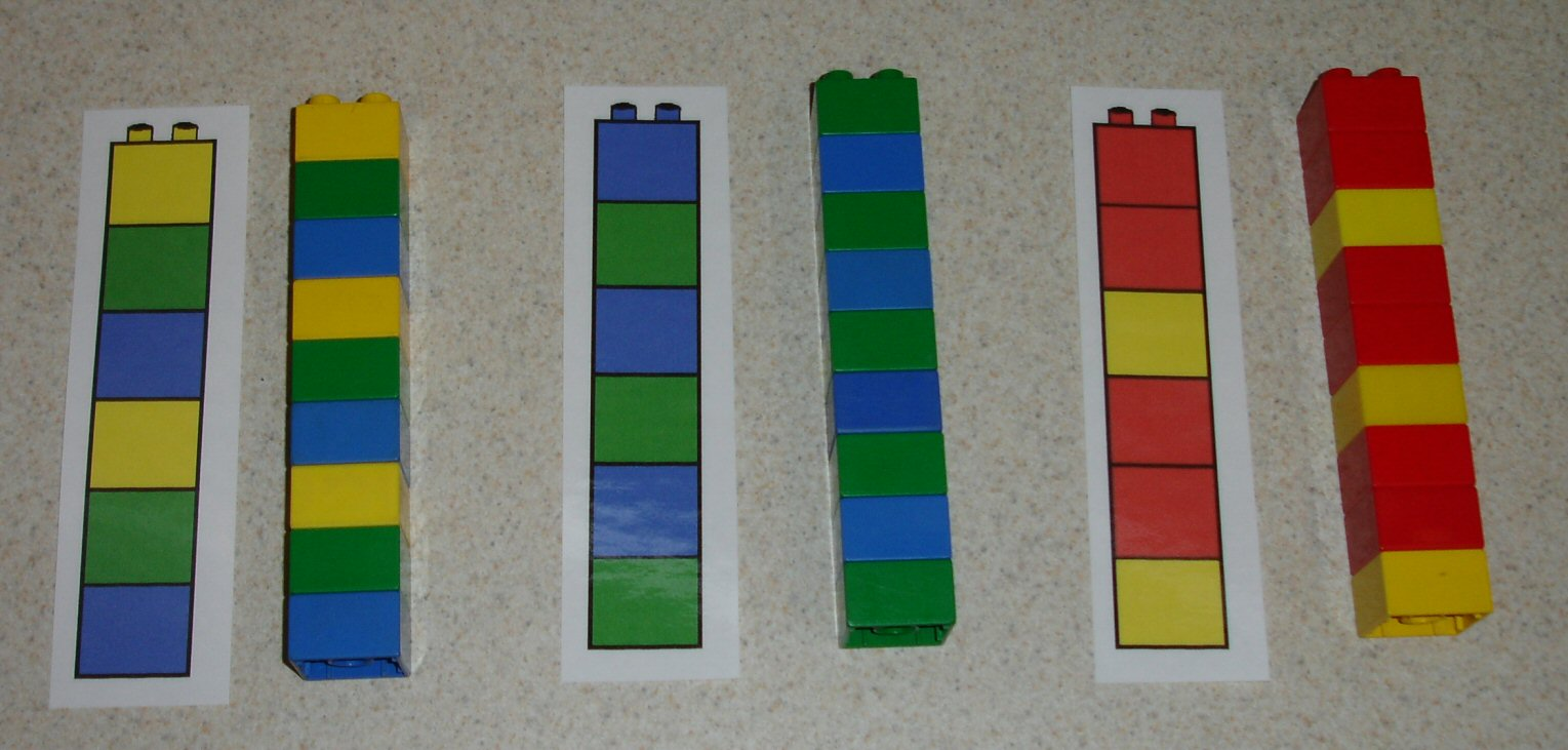 Classroom Design Patterns ~ Legos in the classroom clutter free