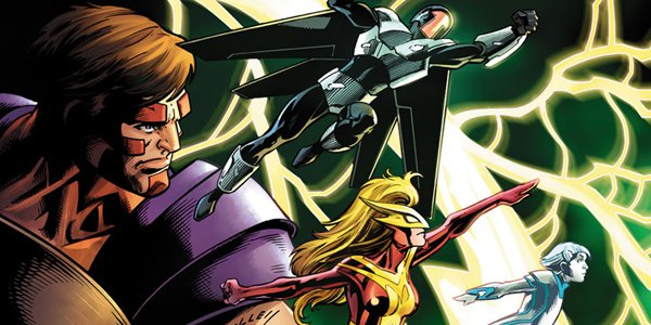 Thunderbolts Marvel Comics