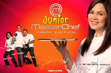 'Junior MasterChef Pinoy Edition' to Air on Saturdays and Sundays Starting October 1
