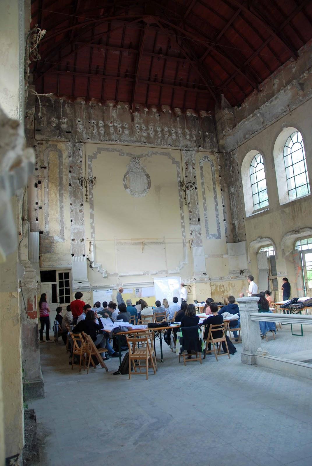 URBANISMO. Universidad de Zaragoza: REPENSAR CANFRANC Sobre el ...