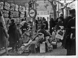 El exilio y el genocidio