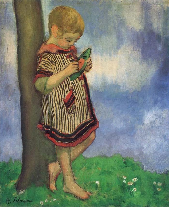 Henri Lebasque 1865–1937   French Post-Impressionist painter