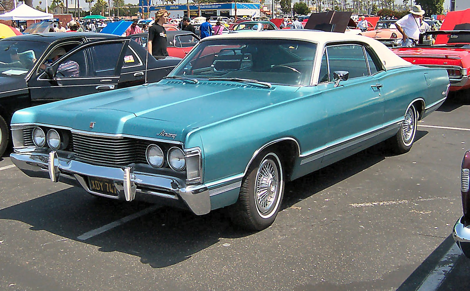 1970 Mercury Marquis
