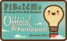 Picture Book Idea Month 2013