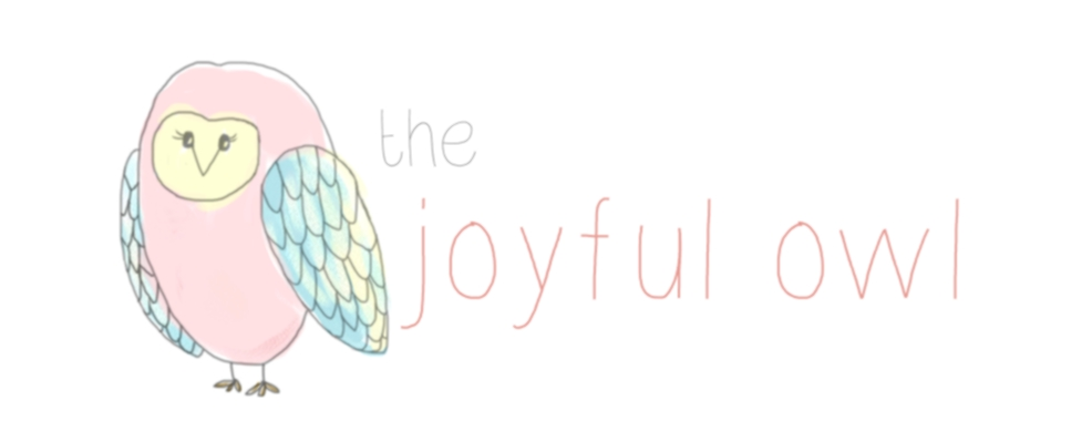 the joyful owl