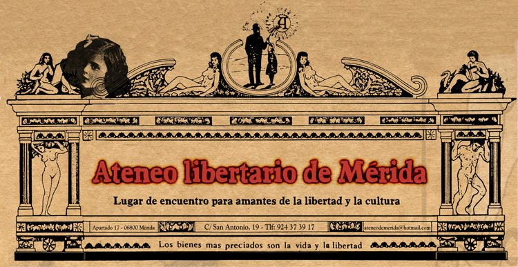 Ateneo Libertario de Mérida