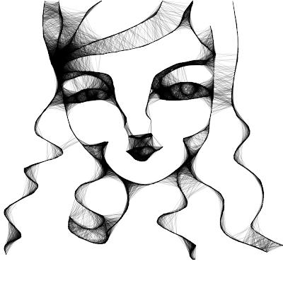 Whoopidooings - Carmen Wing - Scribbler Too face - Naughty Private Eye?