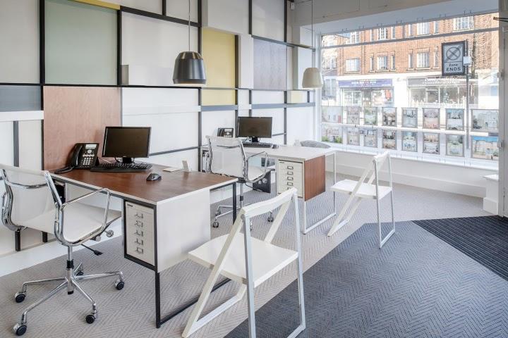 Enjoy work for Estate agency interior design