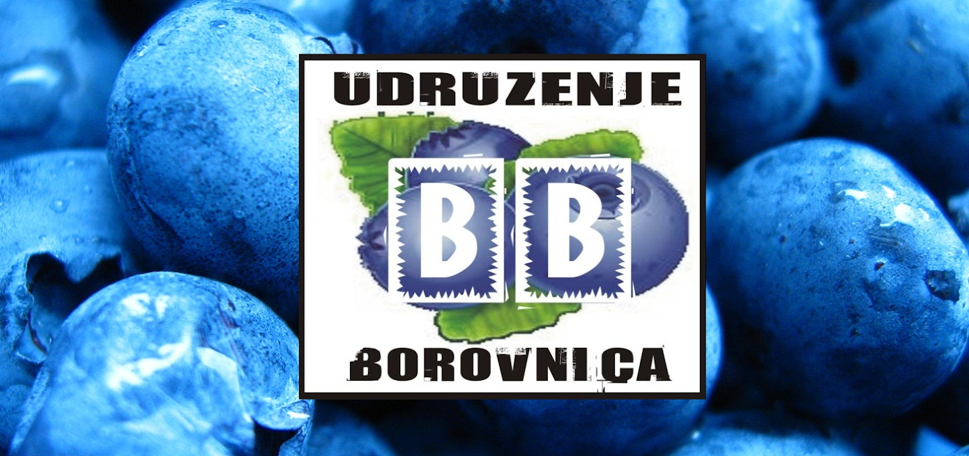Udruzenje BB Borovnica             BB Blueberry Association