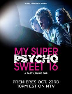 Ver My super psycho aweet 16 (2009) Online