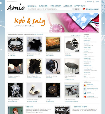 Profusion Art Glass on the frontpage of Amio.dk