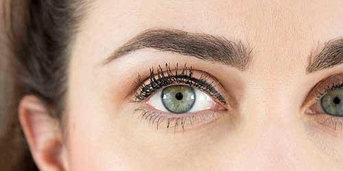 errores aplicando eyeliner