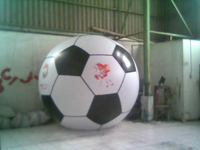 Balon Bulat Bola