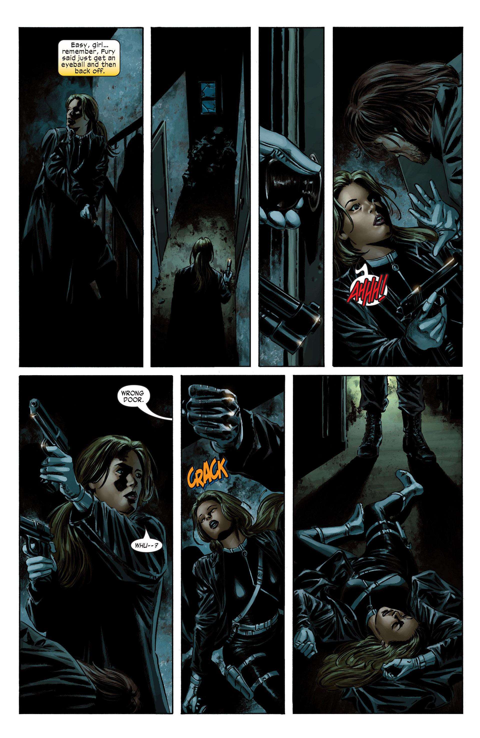 Captain America (2005) Issue #4 #4 - English 22