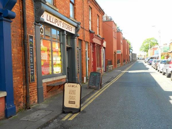 Lilliput Stores, Rosemount Terrace, Dublin 7