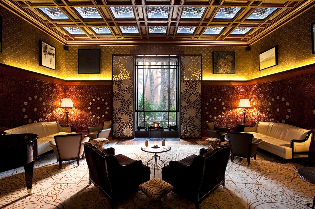 Moroccan Living Room Furniture Uk passion for luxury : the royal mansour marrakech, a genuine