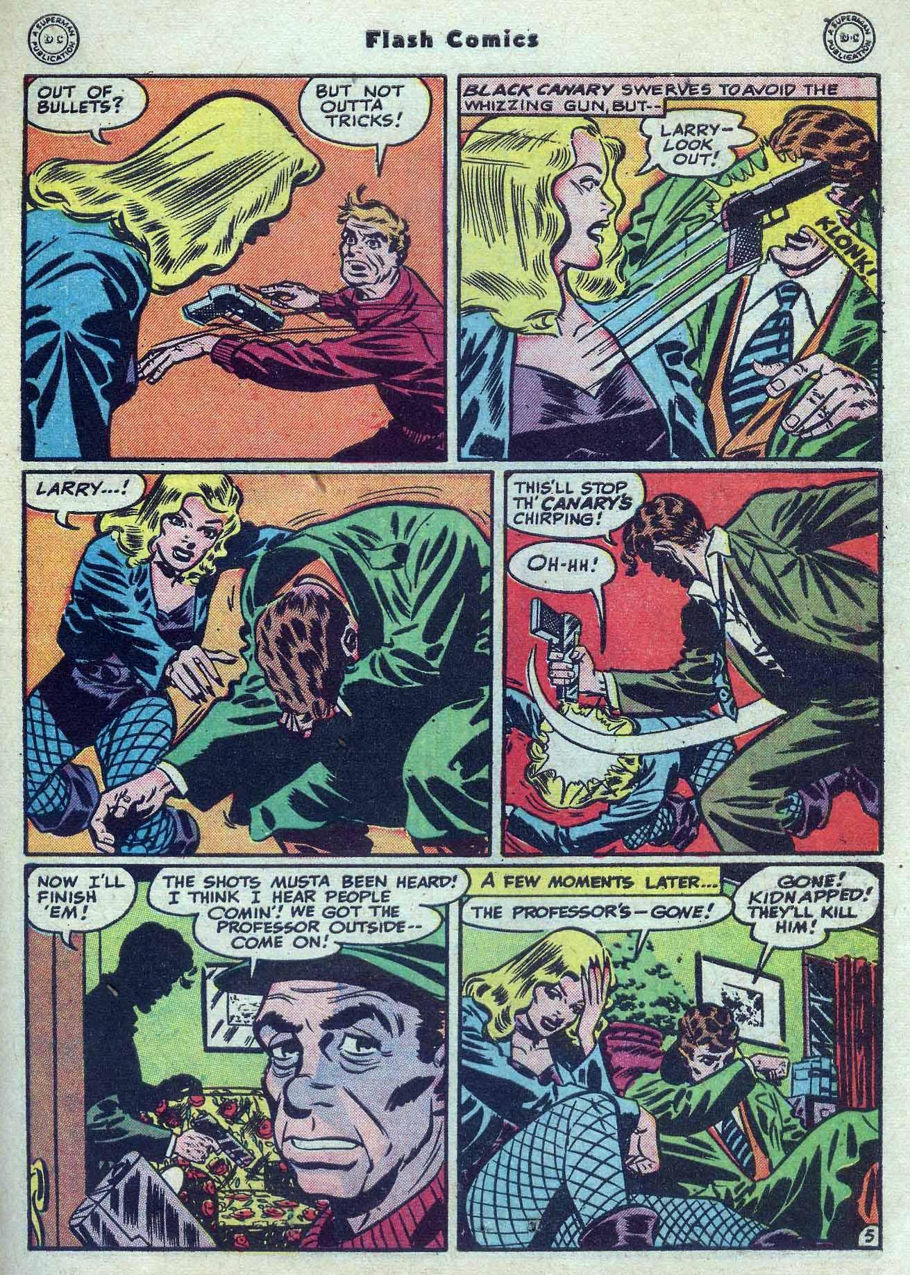 Flash Comics Issue #104 #104 - English 45