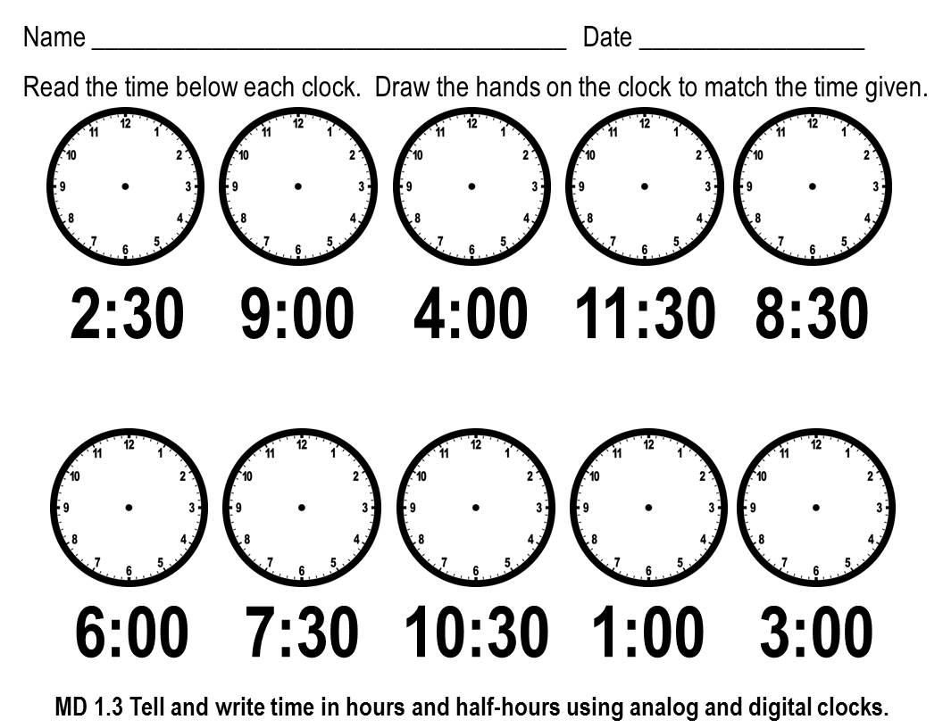 Uncategorized Clock Worksheets Grade 2 time worksheets grade 1 theintelligenceband worksheet 612792 math 55