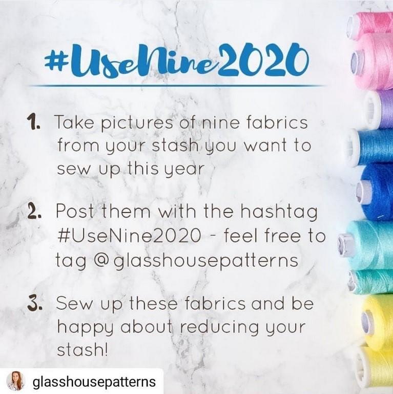 #UseNine2020