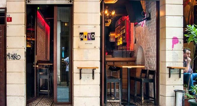 Asmalı Novo Bar