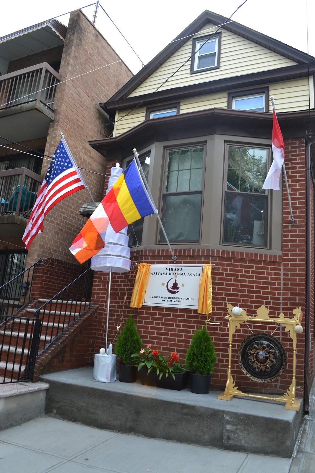 Vihara Parivara Dhamma Acala, New York, Amerika Serikat