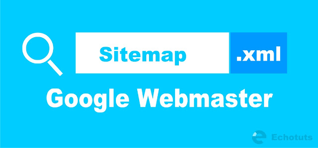 submit sitemap to google webmaster tutorial - echotuts
