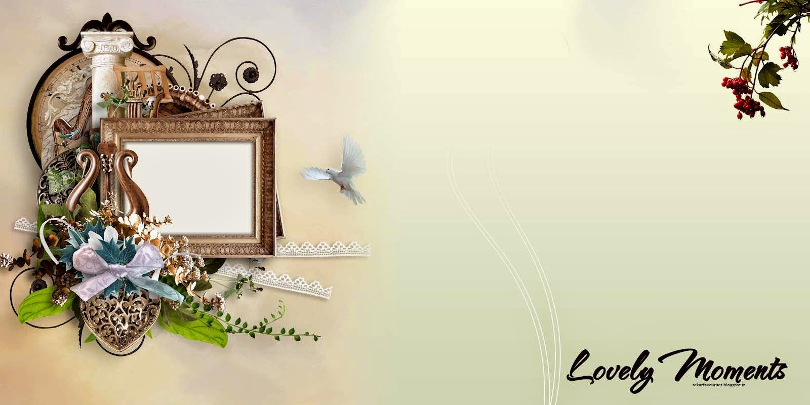 Karizma Album Background Photo Shop Design Psd Download Group B