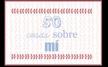 #50cosassobremí