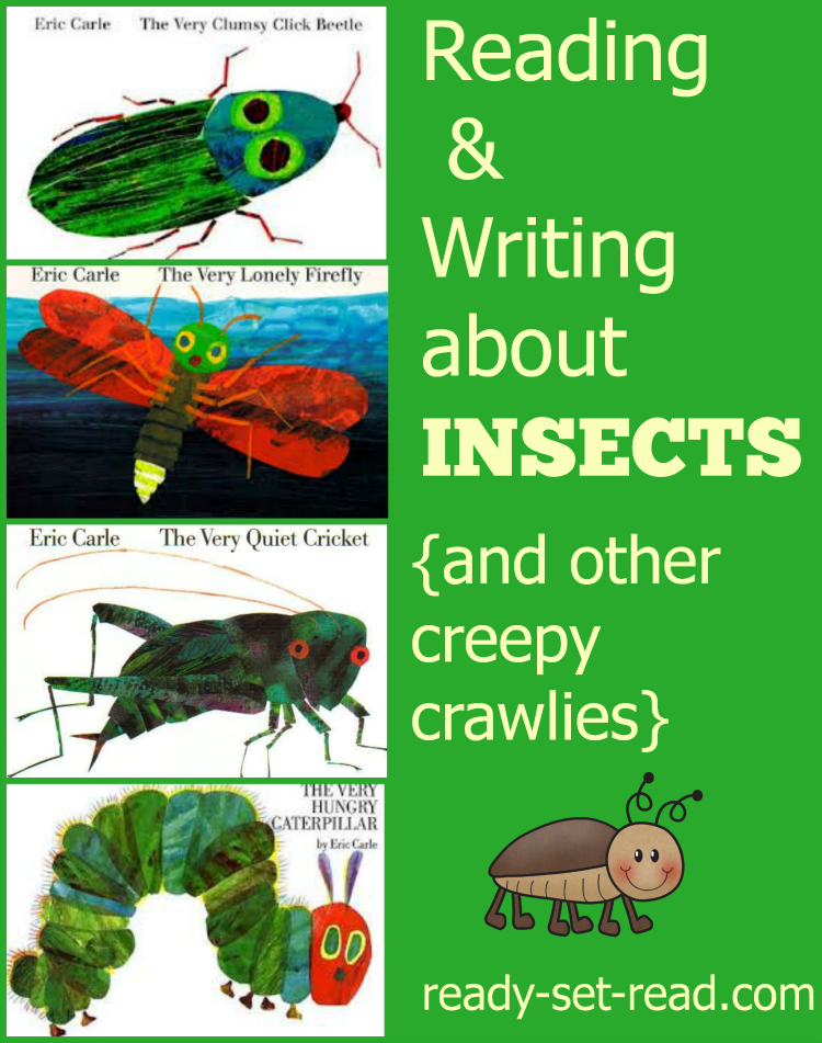 Eric Carle Book Activities