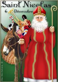 De Saint Nicolas à Père Noël