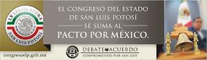 Banner Pacto por México