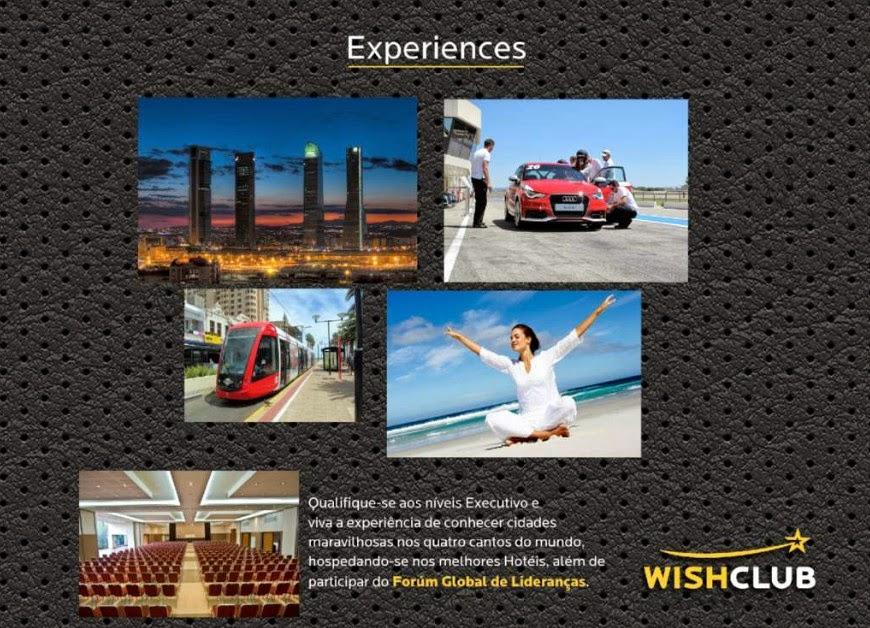 WISHCLUB EXPERIENCES