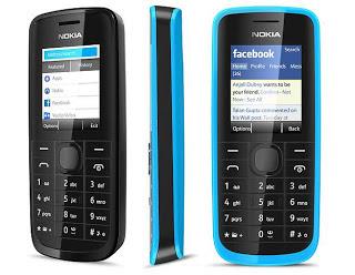 Nokia 109 Harga Rp. 400.000