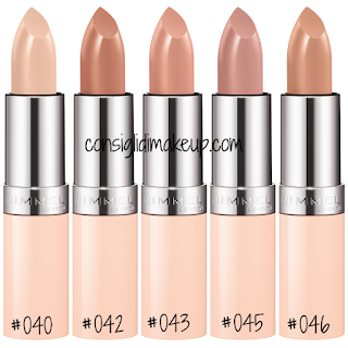 Preview: Nude Collection by Kate Moss - Rimmel London