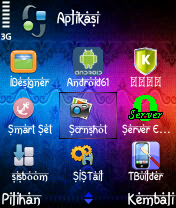 TEMA BATIK DAN FONT SUPPORT ALL SYMBOL EMOJI FOR S60V2