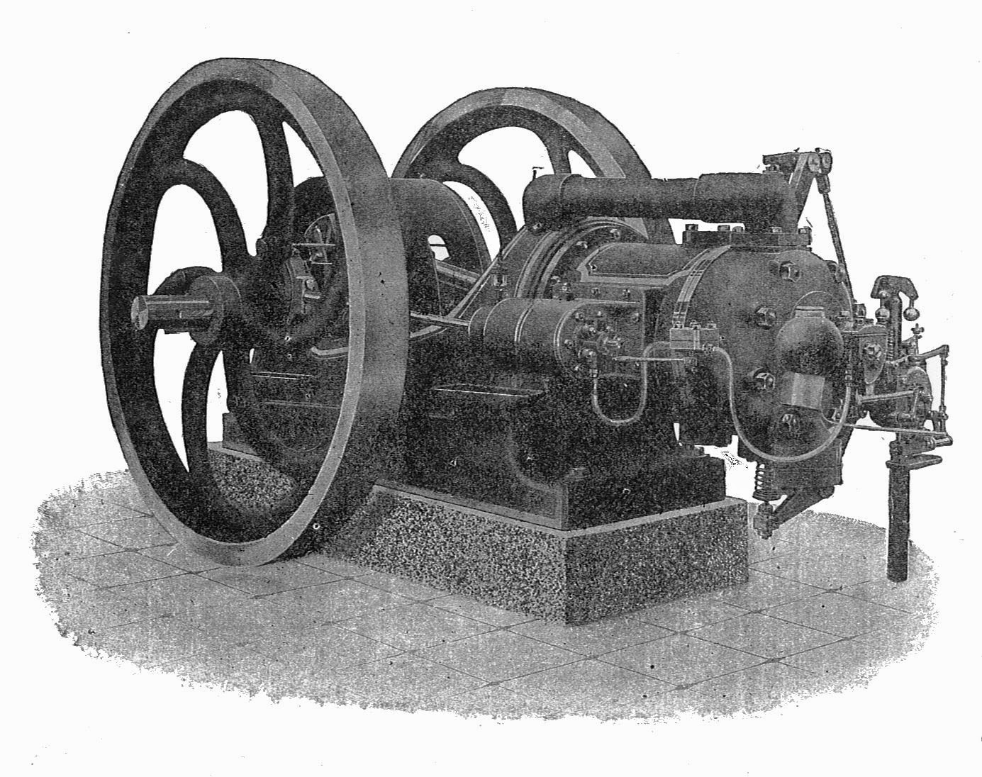 Motores diesel antiguos
