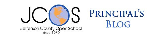 JCOS Principal's Blog
