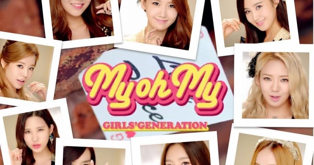 [Download[ (MV) SNSD - My Oh My   Sophie Shin