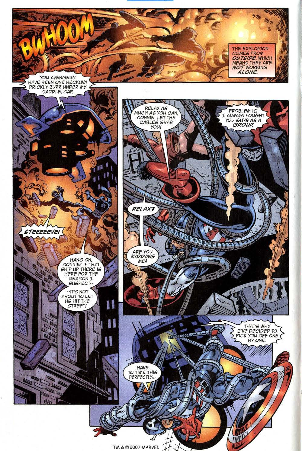 Captain America (1998) Issue #44 #51 - English 14