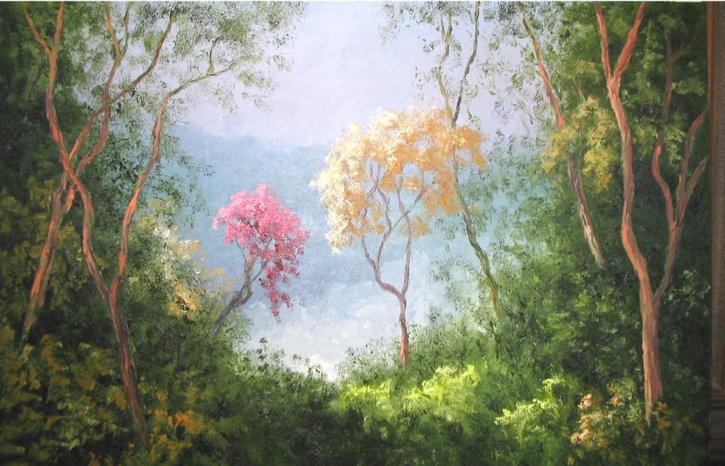 """""""Alto da Montanha"""" ( 65x100 - março 2011)"""