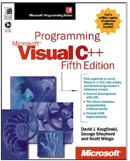 Programming Microsoft Visual C++ 5th edition Cover