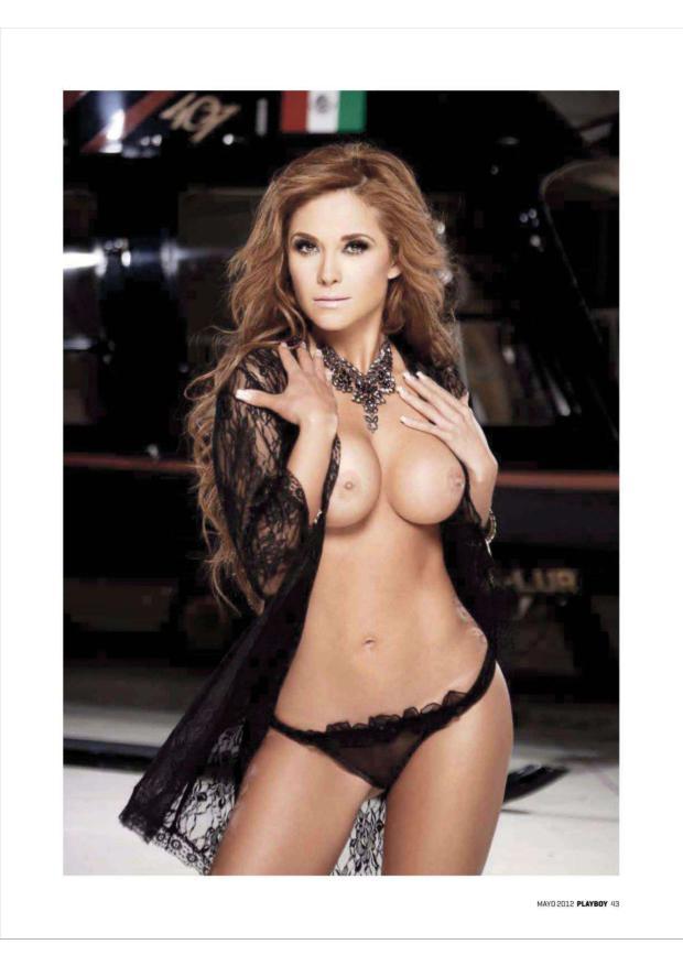 Tetotas Perfectas Erika Garcia En Playboy Fotos