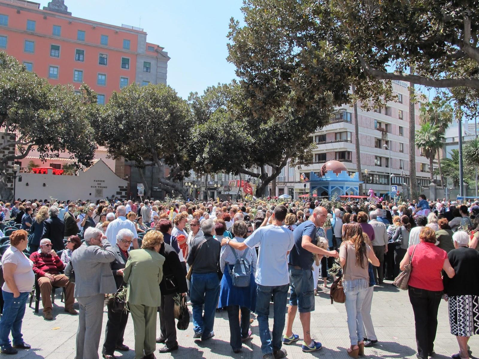 Eventos y cultura en gran canaria fotos de la procesi n - Eventos gran canaria ...