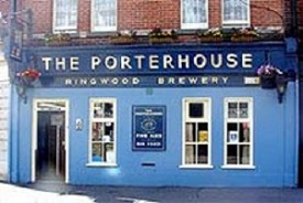 THE PORTERHOUSE PUB - WESTBOURNE