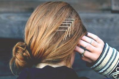 Ganchos cabelo tendência primavera-verão 2015
